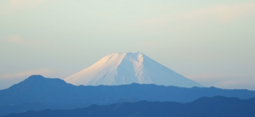 No introduction necessary, Fujisan 富士山.
